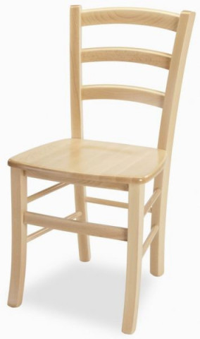 Dřevěná židle Venezia - masiv