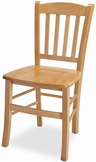 Dřevěná židle Pamela - masiv