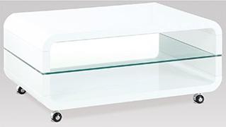 Autronic Konferenční stolek AHG-011 WT