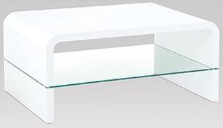 Autronic Konferenční stolek AHG-010 WT
