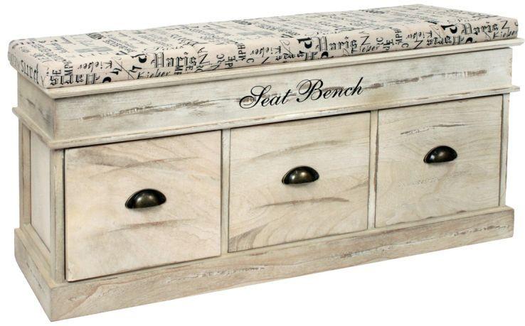 Lavice dřevěná LA683801