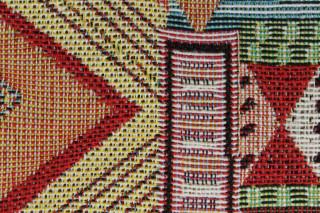 Látka Tribal Congo C/29