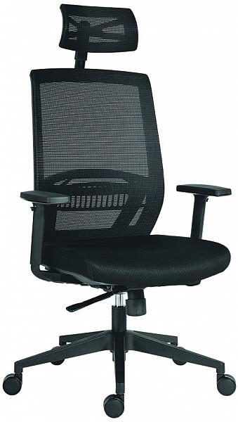 Antares Kancelářská židle Above modrá síťovina / černá látka