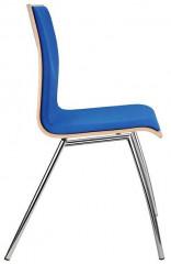 Konferenční židle Ibis - čalouněná