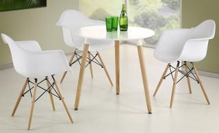 Jídelní stůl Socrates kulatý