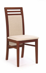 Jídelní židle Sylwek 4 - třešeň antická II/Mesh 1