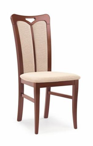 Jídelní židle Hubert 2 - třešeň antická/Mesh 1