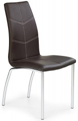 Jídelní židle K114 - hnědá