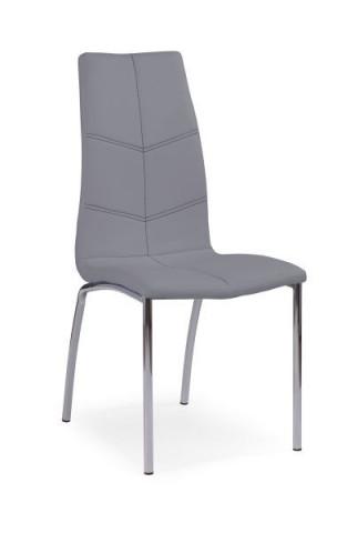 Jídelní židle K114 - šedá