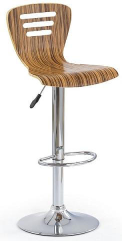 Barová židle H-6 - zebra