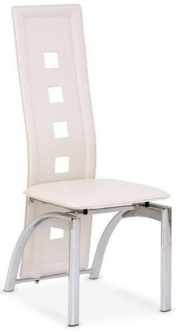 Jídelní židle K4 - krémová