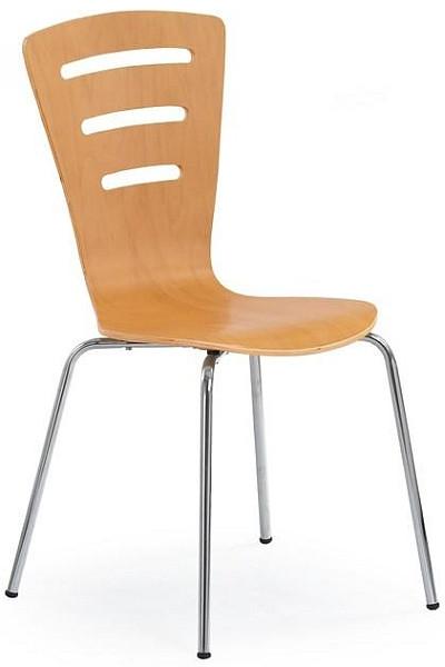 Halmar Jídelní židle K83 dub sonoma