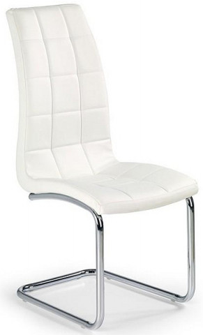 Jídelní židle K147 - bílá