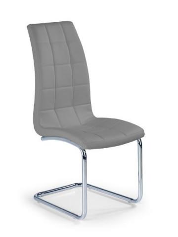 Jídelní židle K147 - šedá