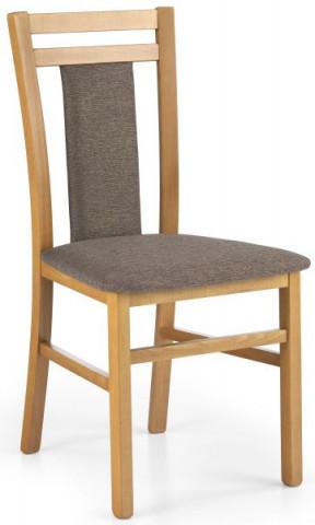 Jídelní židle Hubert 8 - Olše/látka 609