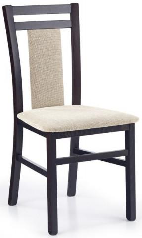 Jídelní židle Hubert 8 - Wenge/látka Vila 2