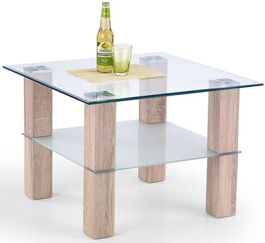 Konferenční stolek Amelia kwadrat