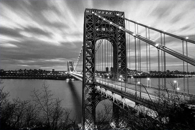 Obraz Manhattan Bridge HS051
