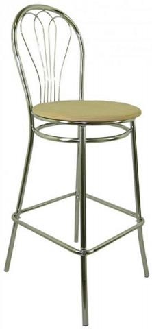Barová židle Venus Hocker dřevěná