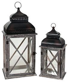 Dřevěné lucerny SHA682163