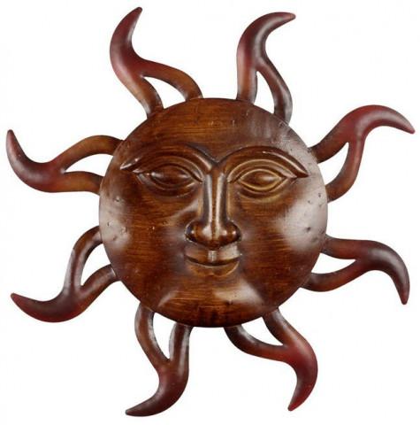 Dekorační slunce SD023225