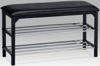 Botník - taburet 83168-13 BK černý
