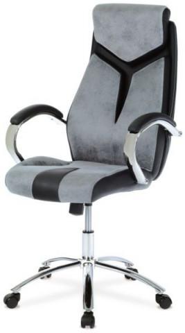 Kancelářská židle KA-E520 GREY