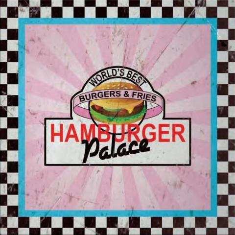 Stolová deska HAMBURGER