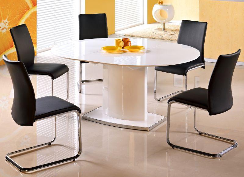 Halmar Kulatý stůl Federico