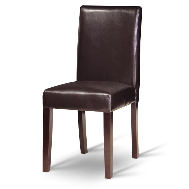Tempo Kondela Jídelní židle VIVA - tmavě hnědá