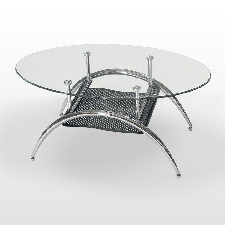 Tempo Kondela Konferenční stolek ANDRÉ - JONAS + kupón KONDELA10 na okamžitou slevu 10% (kupón uplatníte v košíku)