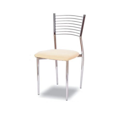 Jídelní židle ZAIRA - béžová