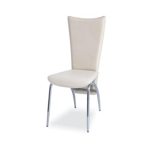 Jídelní židle VANDA - krémová