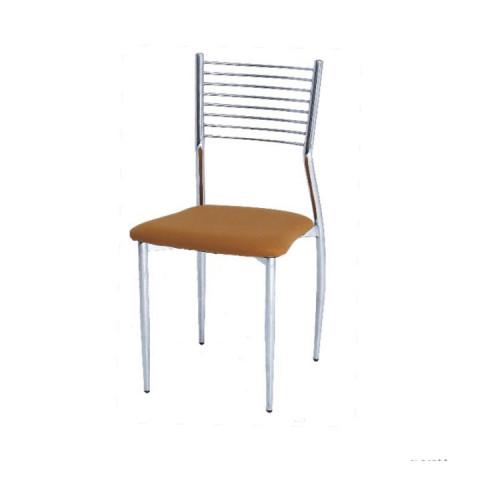 Jídelní židle ZAIRA - hnědá