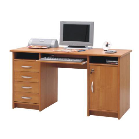 PC stůl B9 - třešeň