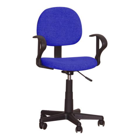 Kancelářská židle TC3-227 - modrá