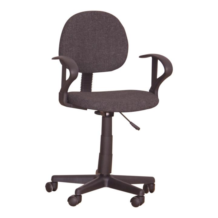Tempo Kondela Kancelářská židle TC3-227 - černá + kupón KONDELA10 na okamžitou slevu 10% (kupón uplatníte v košíku)