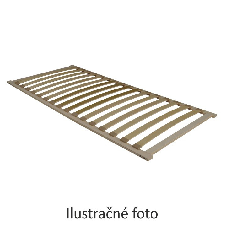 Rošt FLEX 3 ZÓNOVÝ - 160x200 cm