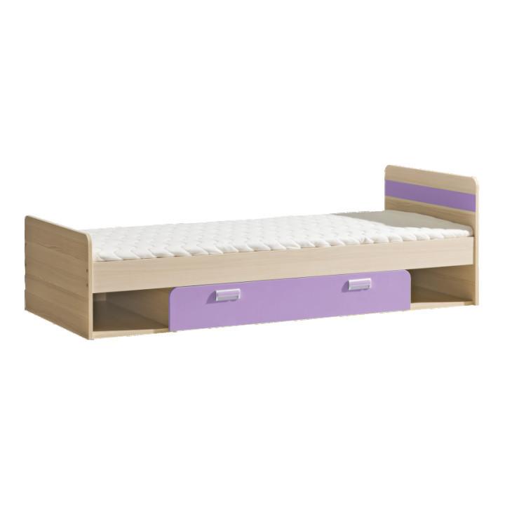 Postel EGO L13 - fialová