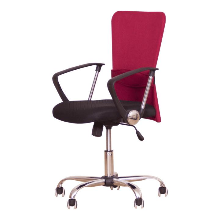 Tempo Kondela Kancelářská židle AEX - červená