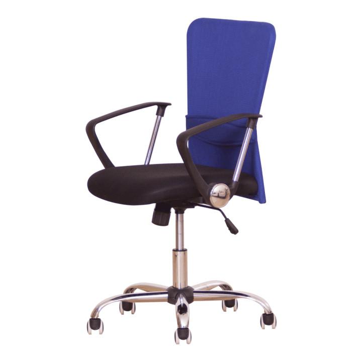 Tempo Kondela Kancelářská židle AEX - modrá