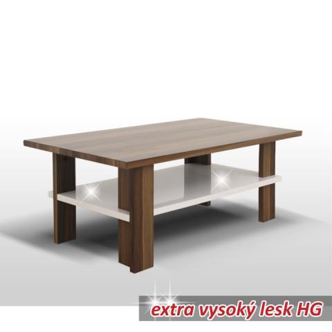 Konferenční stolek ANATOL - švestka