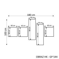 Obraz HK-GP 544