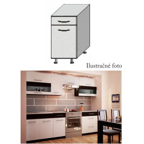 Kuchyňská skříňka JURA NEW B D-40 S1