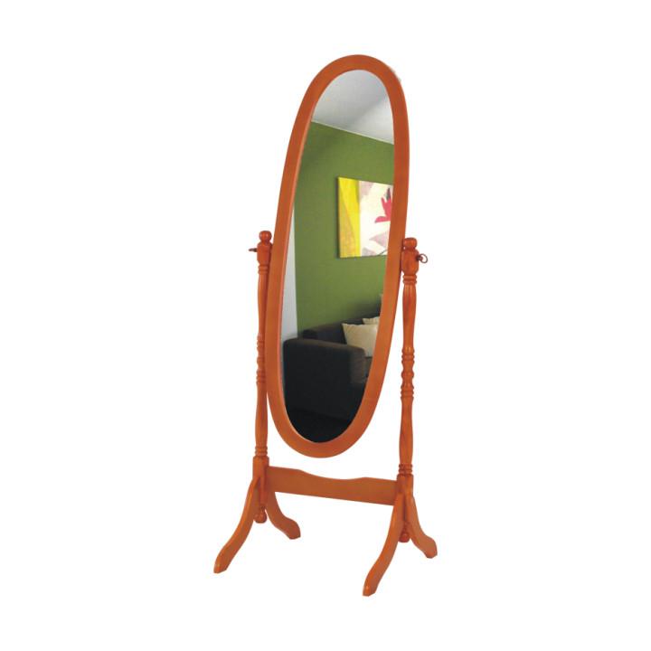 Tempo Kondela Zrcadlo 20124 - třešeň + kupón KONDELA10 na okamžitou slevu 10% (kupón uplatníte v košíku)