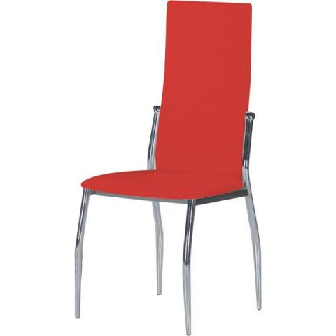 Jídelní židle SOLANA - červená