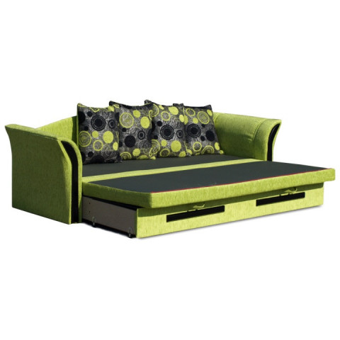 Pohovka PATRYK - zelená
