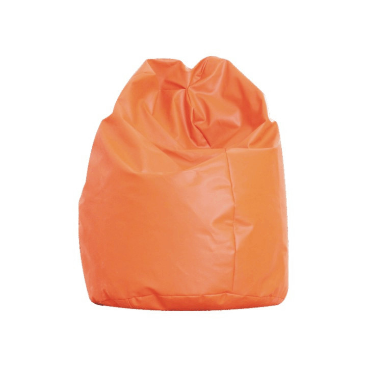 Sedací pytel BAG-VAK - oranžový