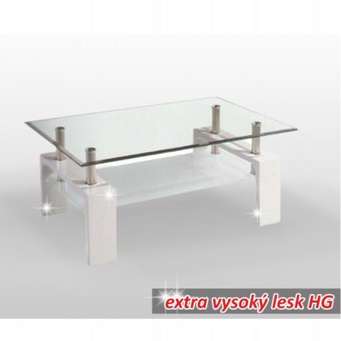 Konferenční stolek LIBOR - bílá