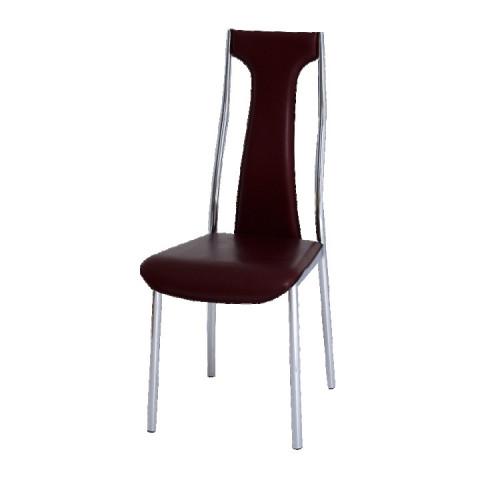 Jídelní židle RIA - IRIS - bordová